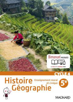 Histoire-Géographie EMC 5e (2016)