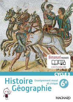 Histoire-Géographie EMC 6e (2016)