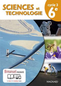 Sciences et technologie 6e (2016)