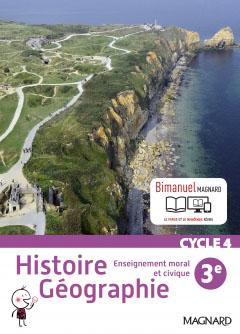 Histoire-Géographie EMC 3e (2016)