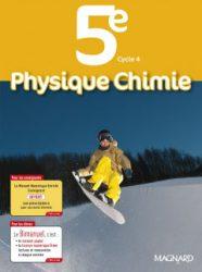 Physique-Chimie 5e (2017)