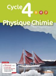 Physique-Chimie Cycle 4 (2017)