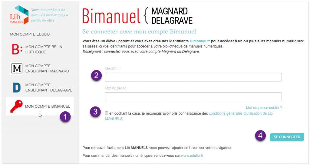 Bimanuel College Magnard Delagrave
